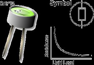 Light Dependent Resistor (LDR) - DT Online