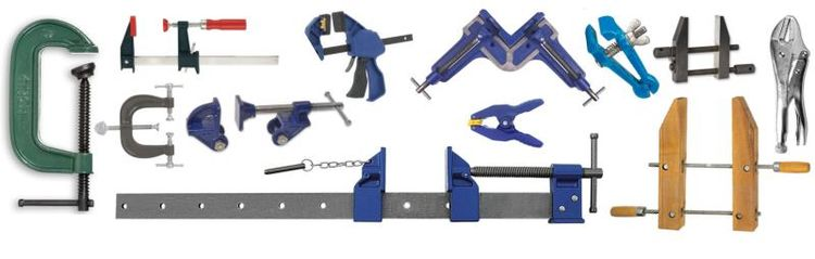 Types Of Clamps >> Clamps And Cramps Dt Online