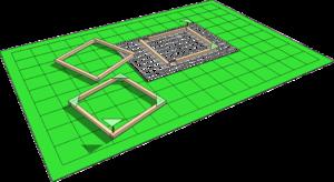 Image result for wood frame triangles ks2