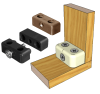 Knock Down Fittings Brackets And Plates Dt Online